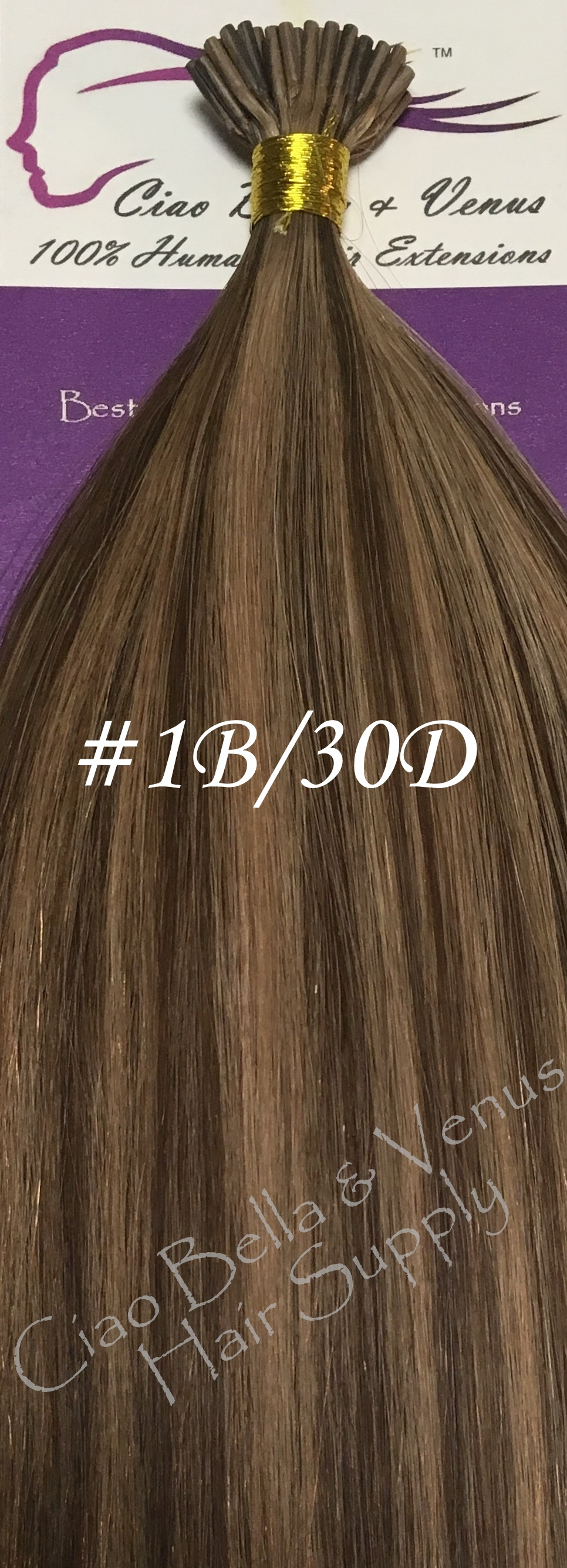 Micro Link Hair Extensions 24 In St Color 1b 30d