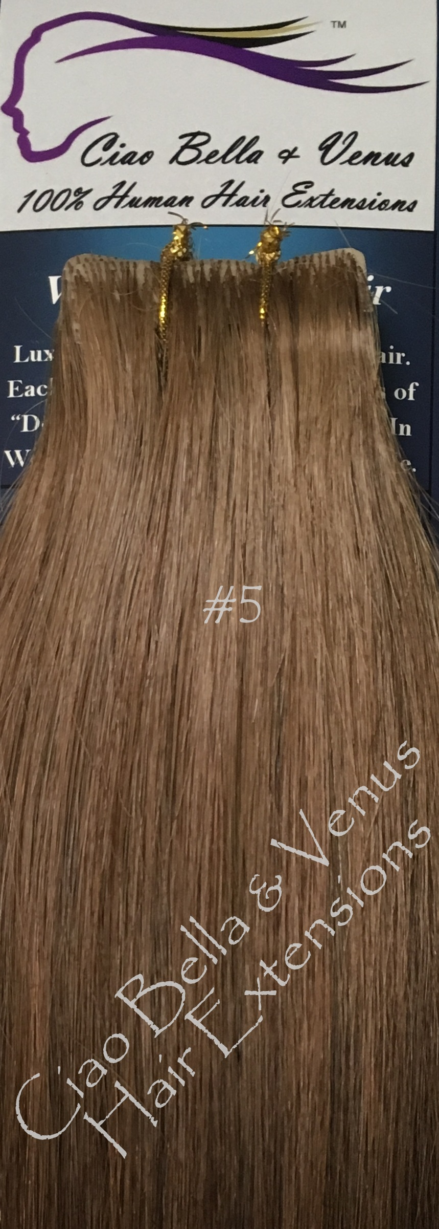 New Invisible Tape In Hair Extensions 20 Inch 5