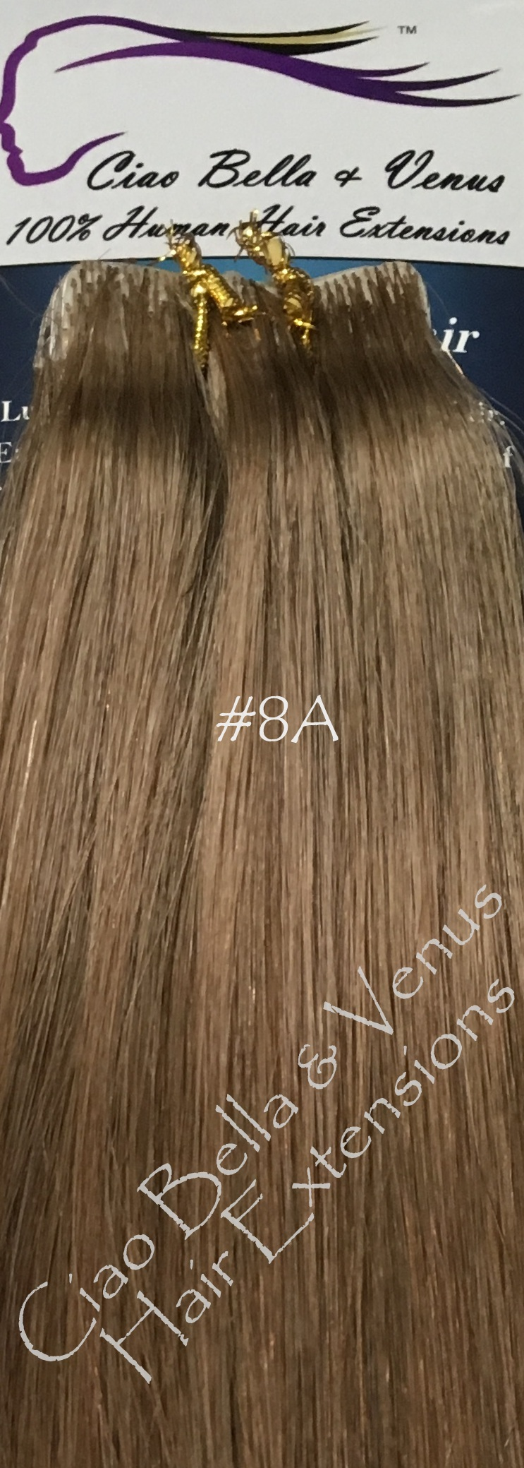 New Invisible Tape In Hair Extensions 20 Inch 8a