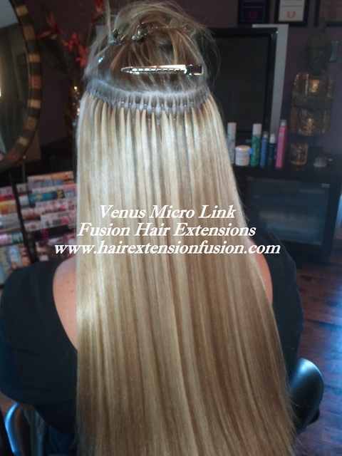 Fusion Hair Extensions Atlanta Georgia Remy Indian Hair