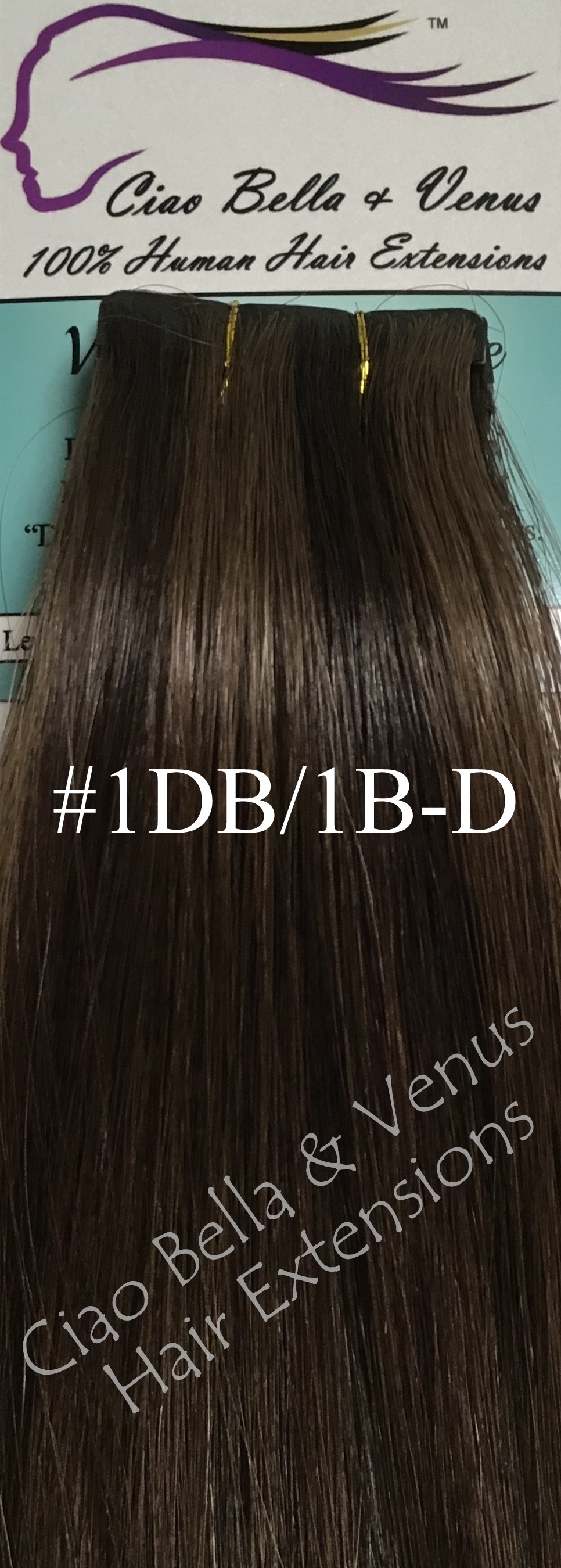 Quotnewquot Invisible Tape In Hair Extensions 20 Inch 1db1b D